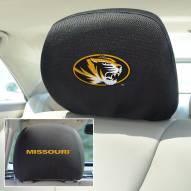 Missouri Tigers Headrest Covers