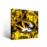 Missouri Tigers Fight Song Canvas Wall Art
