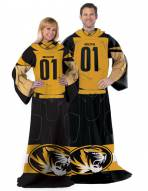Missouri Tigers Full Body Comfy Throw Blanket