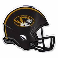 Missouri Tigers Helmet Car Emblem