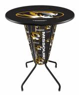 Missouri Tigers Indoor/Outdoor Lighted Pub Table