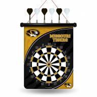 Missouri Tigers Magnetic Dart Board