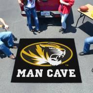 Missouri Tigers Man Cave Tailgate Mat