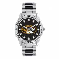 Missouri Tigers Men's Heavy Hitter Watch
