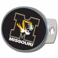 Missouri Tigers Oval Hitch Cover