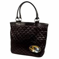 Missouri Tigers Quilted Tote Bag