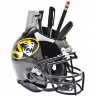Missouri Tigers Schutt Football Helmet Desk Caddy