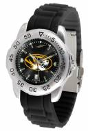 Missouri Tigers Sport Silicone Men's Watch