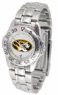 Missouri Tigers Sport Steel Women's Watch