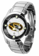Missouri Tigers Titan Steel Men's Watch