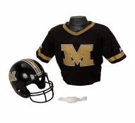 Missouri Tigers Youth Football Helmet and Jersey Set by Franklin