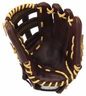 "Mizuno GFN1250B2 Franchise 12.5"" Infield/Outfield Baseball Glove - Right Hand Throw"