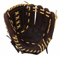 "Mizuno GFN1250S2 Franchise 12.5"" Utility Slow Pitch Glove - Left Hand Throw"