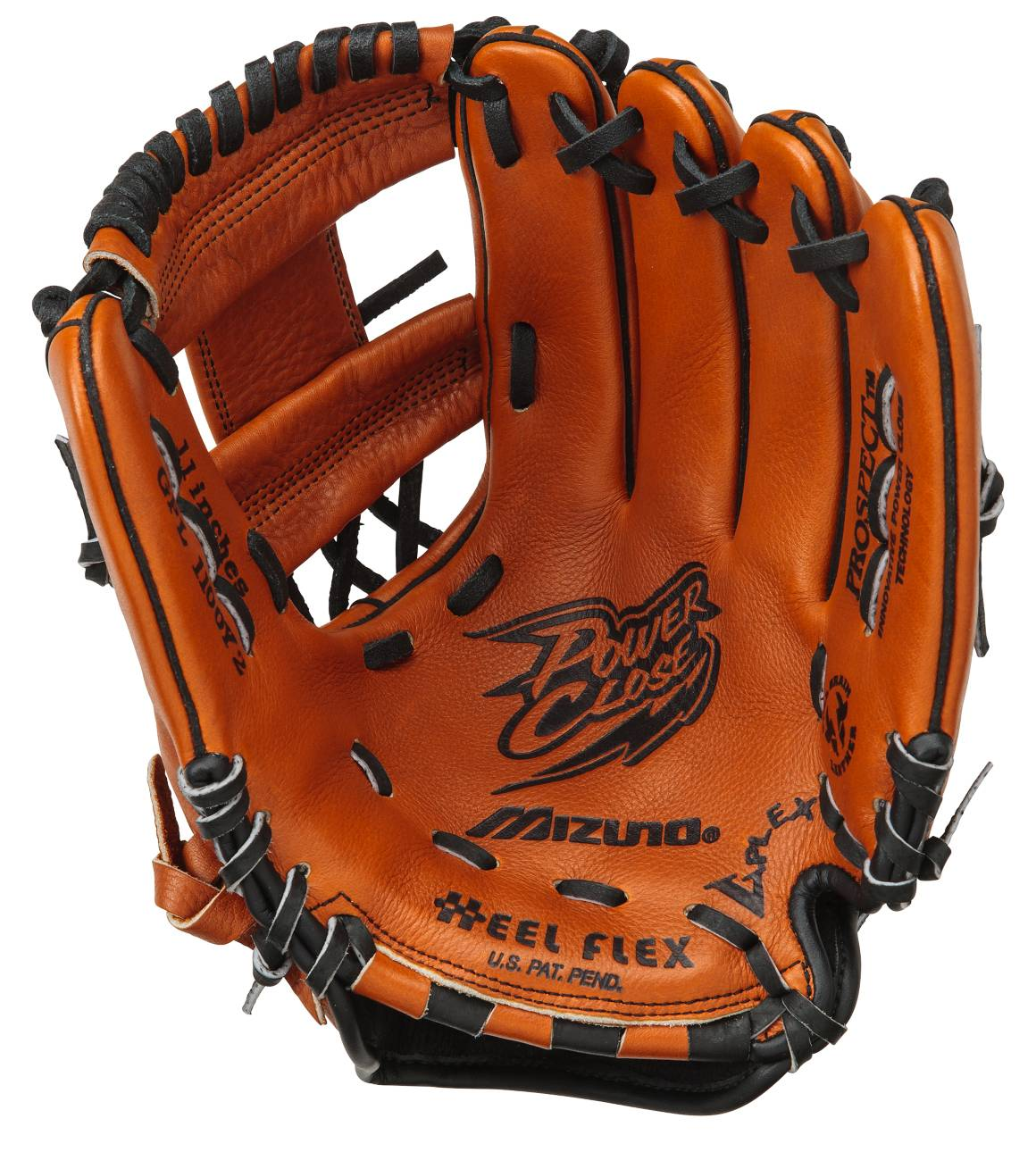 "Mizuno GPL1100Y2 Prospect Leather 11"" Youth Utility ..."