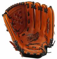 "Mizuno GPL1200Y2 Prospect Leather 12"" Youth Utility Baseball Glove - Right Hand Throw"