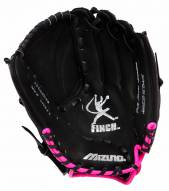 "Mizuno GPP1105F1 Prospect Finch 11"" Fastpitch Softball Glove - Right Hand Throw"