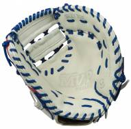 "Mizuno GXF50PSE5 12.5"" Baseball First Base Mitt - Right Hand Throw"