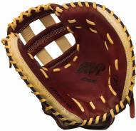 "Mizuno GXS58 MVP 34"" Fastpitch Catcher's Mitt - Right Hand Throw"