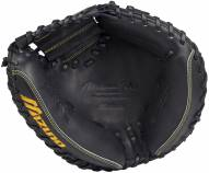 "Mizuno Pro GMP200JBK 33.5"" Baseball Catchers Mitt - Right Hand Throw"