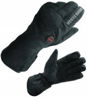 Mobile Warming Heated Geneva Textile Gloves