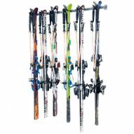 Monkey Bars Ski Storage Rack- 6 Pair
