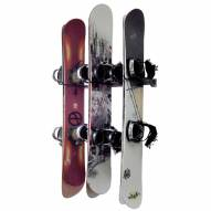 Monkey Bars Snowboard Wall Rack