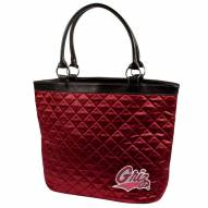 Montana Grizzlies Quilted Tote Bag