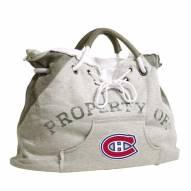 Montreal Canadiens Hoodie Tote Bag