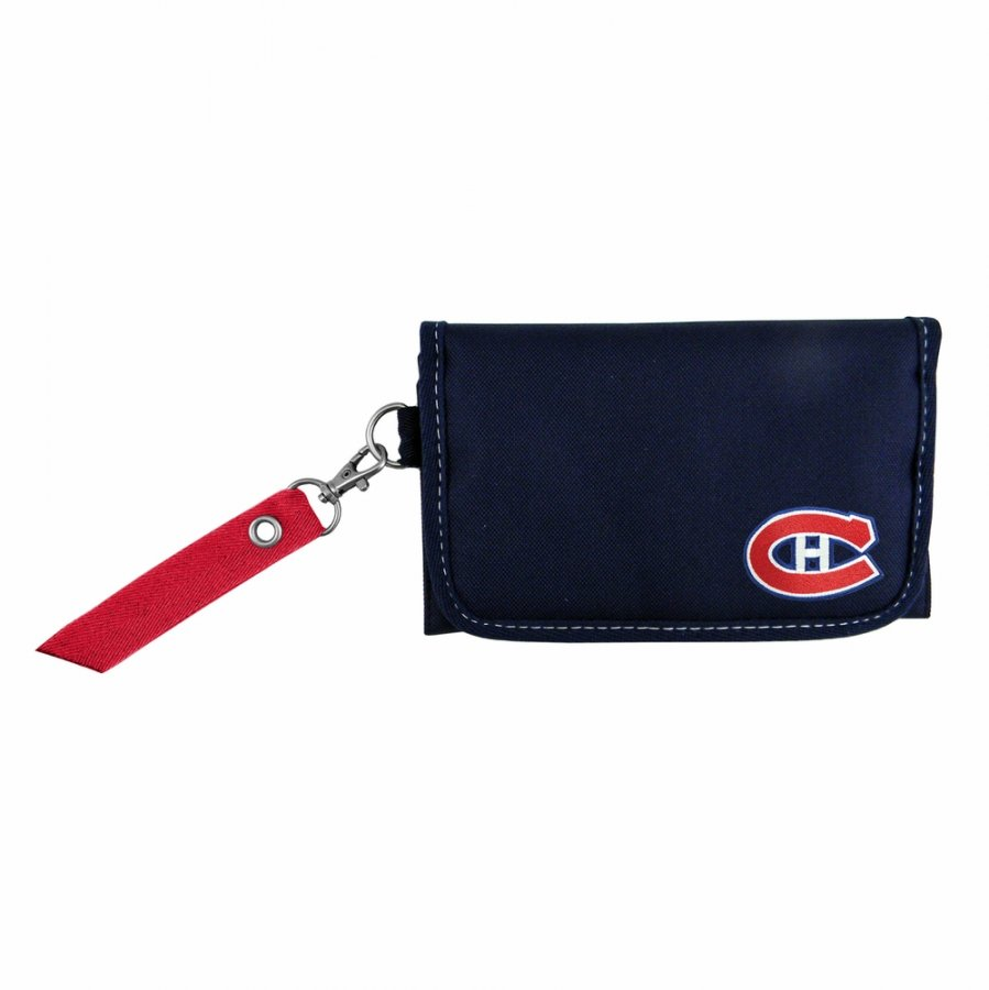 Montreal Canadiens Ribbon Organizer Wallet