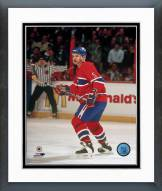 Montreal Canadiens Rob Ramage Action Framed Photo