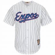 Montreal Expos Cooperstown Replica Baseball Jersey