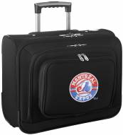 Montreal Expos Cooperstown Rolling Laptop Overnighter Bag
