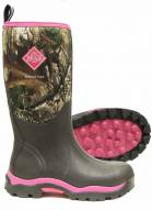 Muck Boot Women's Woody Max Pink Realtree Hunnting Boots
