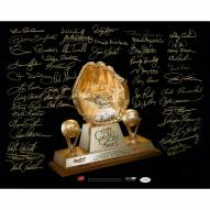 """Gold Glove Award Winners 46 Signatures Signed 16"""" x 20"""" Photo"""