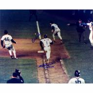 "Mookie Wilson/Bill Buckner w/ ""10/25/86"" Signed 16"" x 20"" Photo"