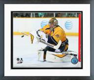 Nashville Predators Pekka Rinne 2014-15 Action Framed Photo