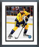 Nashville Predators Seth Jones 2014-15 Action Framed Photo