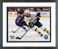 Nashville Predators Shea Weber 2014-15 Action Framed Photo