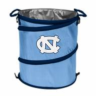North Carolina Tarheels Collapsible Trashcan