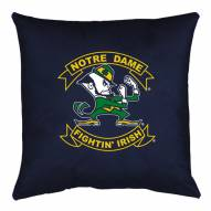 Notre Dame Fighting Irish NCAA Locker Room Toss Pillow