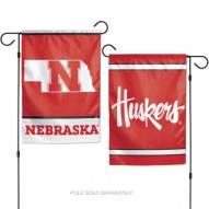 "Nebraska Cornhuskers 11"" x 15"" Garden Flag"