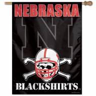 "Nebraska Cornhuskers 27"" x 37"" Blackshirts Banner"