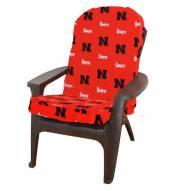 Nebraska Cornhuskers Adirondack Chair Cushion
