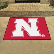 Nebraska Cornhuskers All-Star Mat
