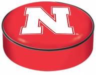 Nebraska Cornhuskers Bar Stool Seat Cover