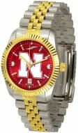 Nebraska Cornhuskers Executive AnoChrome Men's Watch