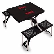 Nebraska Cornhuskers Folding Picnic Table