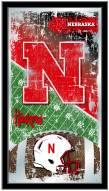 Nebraska Cornhuskers Football Mirror