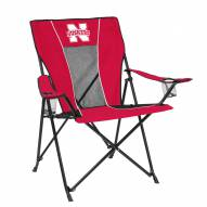 Nebraska Cornhuskers Game Time Tailgate Chair