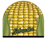 Nebraska Cornhuskers Heavyweight Cornhead Beanie